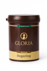 Уход за телом Gloria Паста для шугаринга с ментолом мягкая, 330 гр