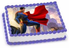 Торт Tortas Торт «Супермен» №2