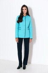 Верхняя одежда женская Elema Куртка женская плащевая утепленная Т-7705