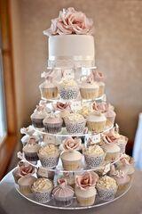 Торт DOLCE Свадебный торт «Согласна на всё»