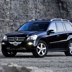 Прокат авто Прокат авто Mercedes-Benz GL 2008 г.