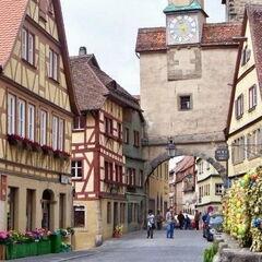 Туристическое агентство Территория отдыха Путешествие по Баварии