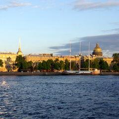 Туристическое агентство Боншанс Экскурсионный автобусный тур «Санкт-Петербург» для заказных групп