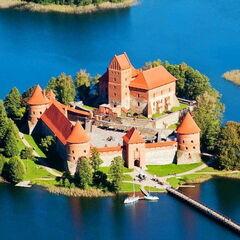 Туристическое агентство Фиорино Комбинированный тур «Вильнюс - Тракай» с шоппингом