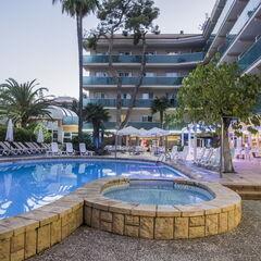 Туристическое агентство Санни Дэйс Пляжный авиатур в Испанию, Коста Дорада, Canada Palace 4*