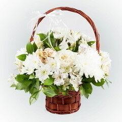 Магазин цветов Lia Корзина №40