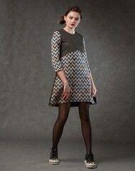 Платье женское MISUTERI Платье Barubu Black MSS0070