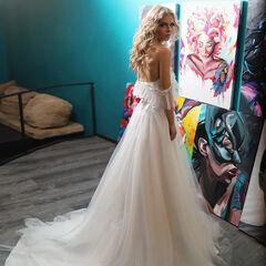Свадебный салон Rafineza Свадебное платье Francheska