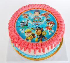 Торт DOLCE Детский торт «Дай лапу!»