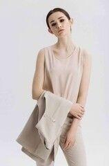 Кофта, блузка, футболка женская Clés Блуза однотонная