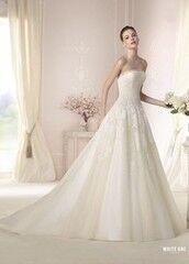 Свадебное платье напрокат White One (Pronovias) Платье свадебное «Danit»