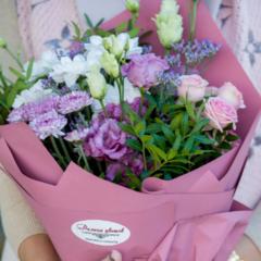 """Магазин цветов Долина цветов Букет  """"Прикосновение"""""""