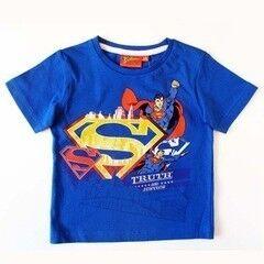 Кофта, майка детская Sun City Футболка для мальчика Супермен OE1412/1