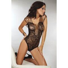 Интим-магазин Livia Corsetti Боди Elia черное арт. Elia LC17171 S/L