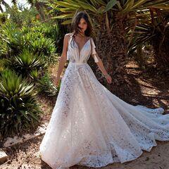 Свадебный салон Rara Avis Платье свадебное Wild Soul Kuan