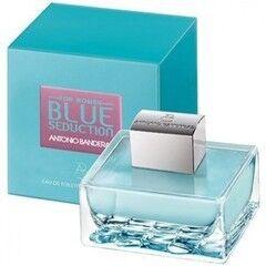 Парфюмерия Antonio Banderas Туалетная вода Blue Seduction Women, 100 мл