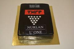 Торт DOLCE Корпоративный торт «ТИГР»