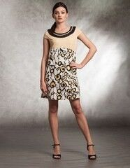 Платье женское MISUTERI Платье Paseri Yellow SS0166