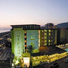 Туристическое агентство Ривьера трэвел Пляжный авиатур в Турцию, Аланья, Xeno Hotel Alpina 4*