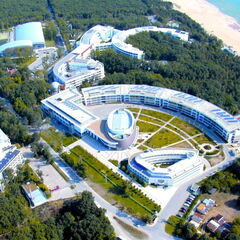 Туристическое агентство Боншанс Спортивный тур в Болгарию, Камчия, международный комплекс «Камчия»
