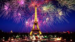 Туристическое агентство VIP TOURS Новый год в Париже из Минска