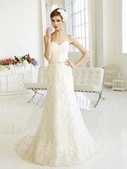 Свадебный салон Moonlight Свадебное платье D 8041