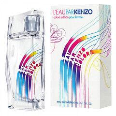 Парфюмерия Kenzo Туалетная вода Colors Edition Pour Femme, 100 мл