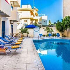Туристическое агентство VIP TOURS Пляжный aвиатур в Грецию, Крит, Central Hersonissos Hotel 3*