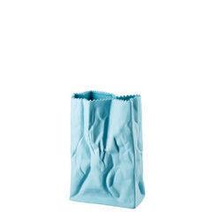 Подарок Rosenthal Ваза Bag Vases Azur, 18 см