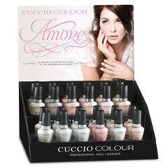 Декоративная косметика Cuccio Лак для ногтей Amore