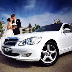 Прокат авто Прокат авто Mercedes-Benz W221 S-class белого цвета