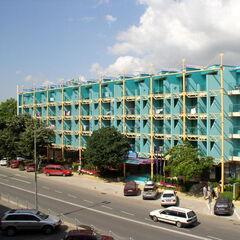Туристическое агентство Ривьера трэвел Пляжный авиатур в Болгарию, Солнечный Берег, Diamond Hotel Sunny Beach 4*