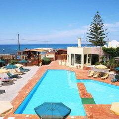 Горящий тур Ривьера трэвел Пляжный авиатур в Грецию, о.Крит/Ираклион, Kaissa Beach Hotel 3*