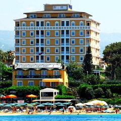 Туристическое агентство Мастер ВГ тур Пляжный авиатур в Турцию, Аланья, Antik Hotel & Garden 4* (7 ночей, сентябрь)