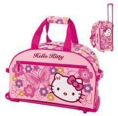 Магазин сумок Sanrio Сумка на колесиках «Hello Kitty» 788996