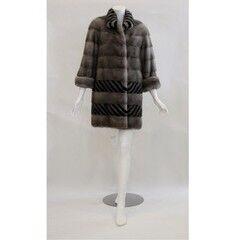Верхняя одежда женская GNL Шуба женская ПП4-053-161