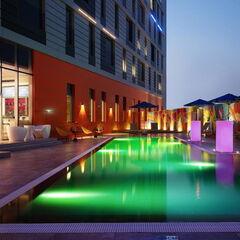 Туристическое агентство Кросс тур Пляжный авиатур в ОАЭ, Дубай, Aloft Dubai South 4*