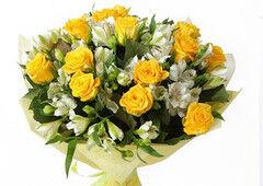 Магазин цветов Долина цветов Букет «Эвелина»
