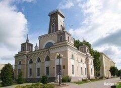 Достопримечательность Чечерская ратуша Фото