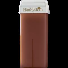 Уход за телом SkinSystem Воск для депиляции Шоколадный, 100 мл