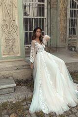 """Свадебное платье напрокат А-силуэт ALIZA свадебное платье """"Briel"""""""