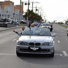 Прокат авто Прокат авто с водителем, BMW E46 Coupe Cabrio, серебристого цвета