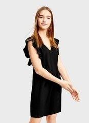 Платье женское O'stin Платье с оборкой на плечах LR2S62
