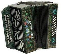 Музыкальный инструмент Тульская гармонь Гармонь 301М