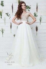 Свадебное платье напрокат Rara Avis Свадебное платье Nissal