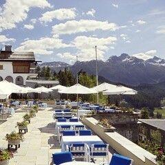 Туристическое агентство InnTourLab Авиатур в Швейцарию, Санкт-Мориц, Badrutt's Palace Hotel 5*