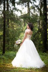 Свадебное платье напрокат ALIZA Платье свадебное «Jeneva» Soffito