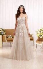 Свадебное платье напрокат Essense of Australia Платье свадебное D2121