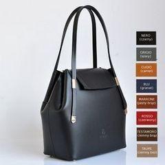 Магазин сумок Vezze Женская кожаная сумка C00123