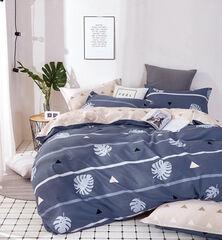Подарок Tango Сатиновое постельное белье евро TPIG6-522